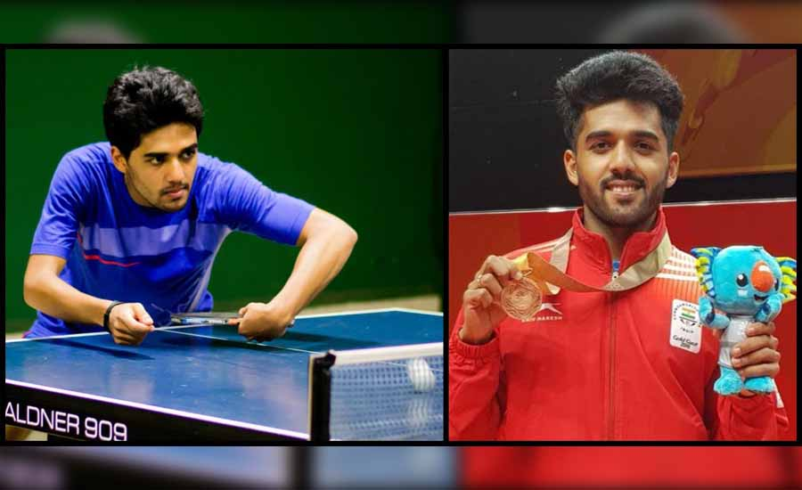 A small hole in a heart is too small against big will power - The story of Table Tennis champion 'Sanil Shetty'