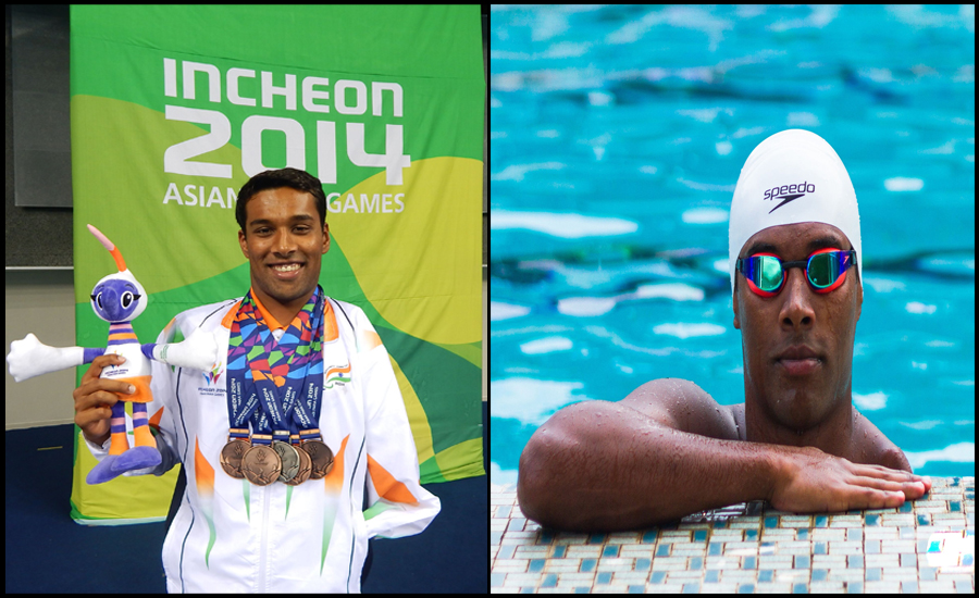 Nothing can stop you when you chase for Perfection!  The story of Para Swimmer Sharath Gayakwad