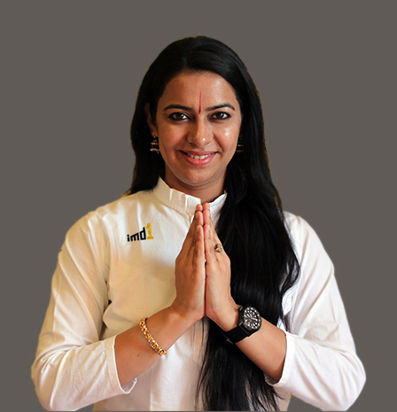 Acharya Pratishtha ji is an internationally acclaimed Yog Guru, Indian classical Dance Exponent & Guru