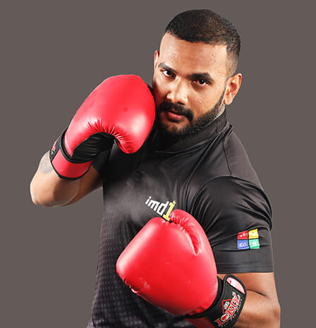 Vivek Teja is an internationally acclaimed Martial Artist and the first Indian to have acquired expertise in eight martial art styles of the world.