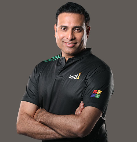 VVS Laxman is one of the most recognized and respected cricketers globally