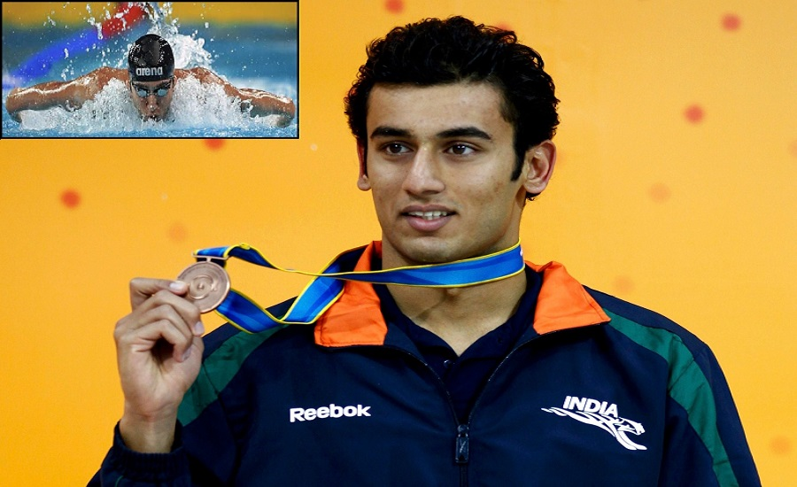 With series of Medals, Arjuna Award and Olympic qualifier, this Indian swimmer is riding big waves – The Story of Virdhawal Khade
