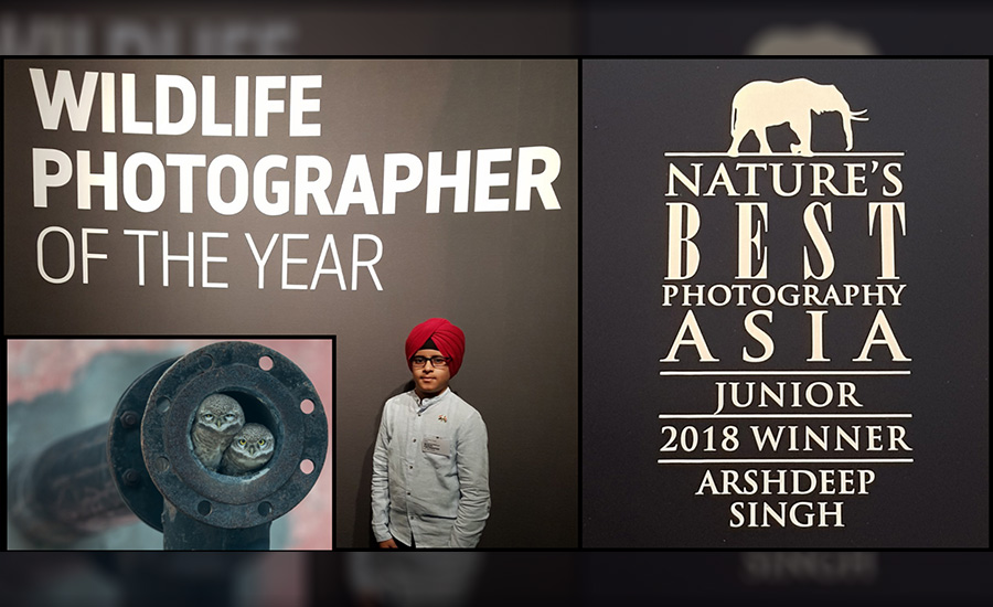 This 11-year-old shutterbug astonishes everyone through capturing the picturesque nature– The Story of Arshdeep Singh