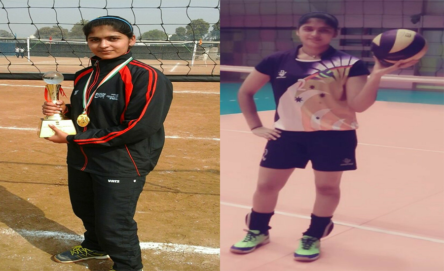 Chetna Vala – Indian Volleyball captain from a Gujarat village, where Volleyball is Religion…