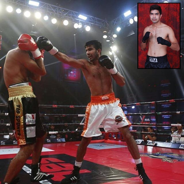 The man who captained team 'Maratha Yoddhas' to win Super Boxing Leagues & movie 'MukkaBaaz' – Know the story Boxer Deepak Tanwar
