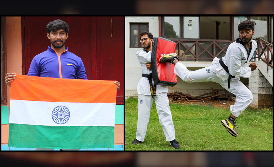 International Taekwondo player and 2 times Guinness World Record holder eyeing to make a mark in Olympics 2020 – The Story of Deepak Patel