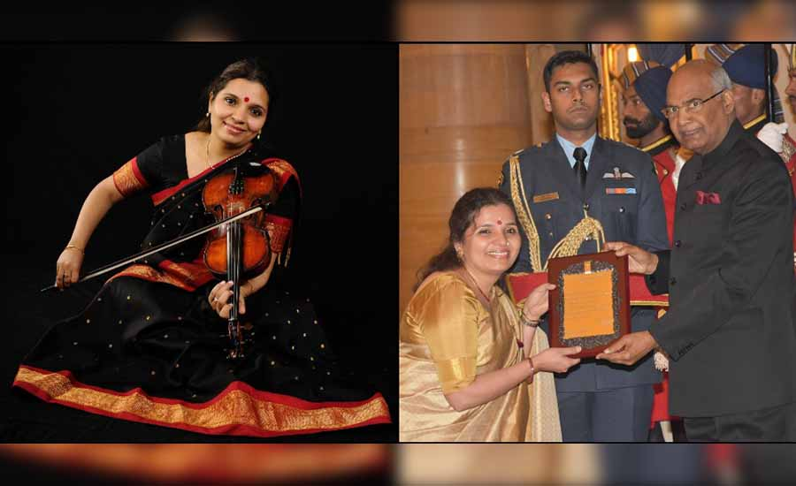 Mesmerizing the world with her 'Singing Violin' - Know the journey of Maestro Kala Ramnath