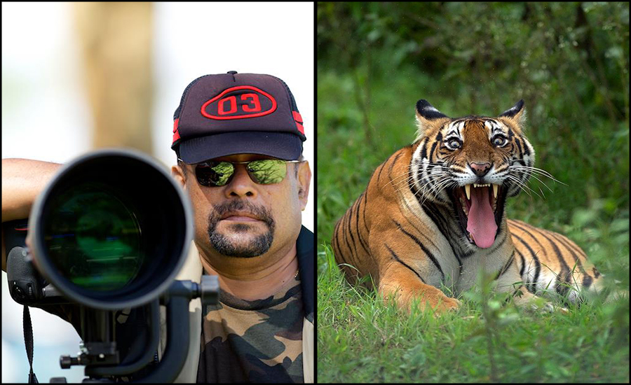 Two decades of being a wanderer endeavoring the passion of Wildlife Photography- Mohan Thomas
