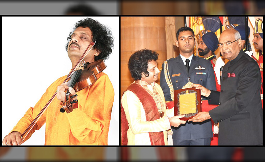 From a Prodigy to a Phenomenal Violinist, Daddy's boy – Dr. Mysore Manjunath's story will make you drool over the world of Indian Classical Music