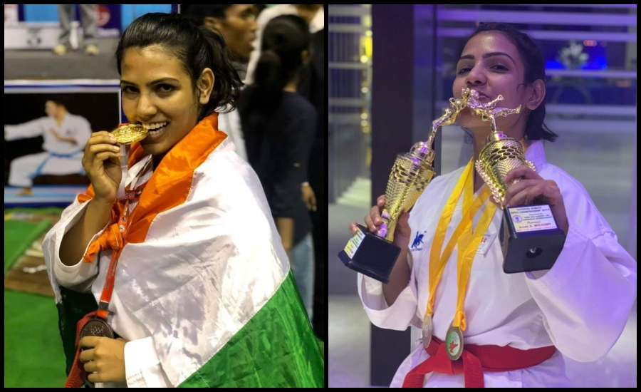 Quits desk job to win medals in Martial Arts for India– Ramya Tejaswini's story