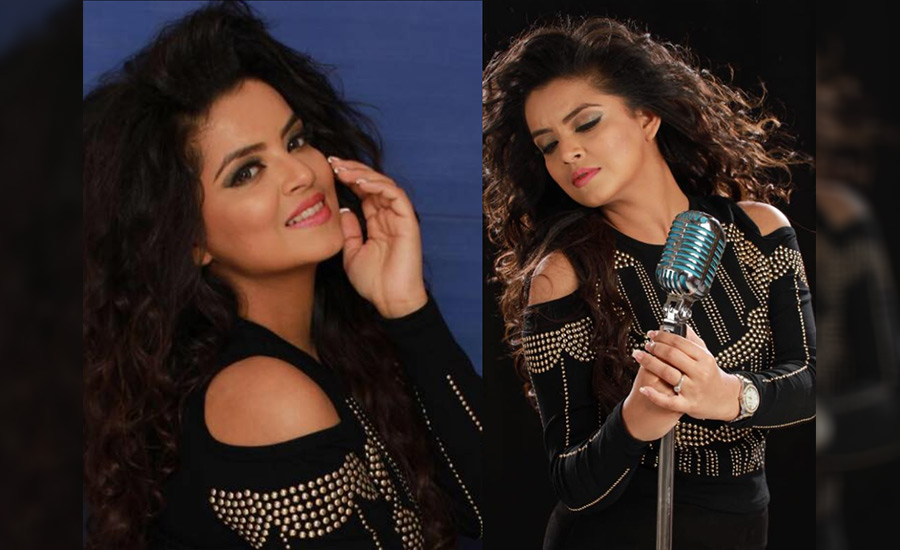 Rini Chandra - The 'Live Basanti' of Singing Reality Show Sa Re Ga Ma Pa