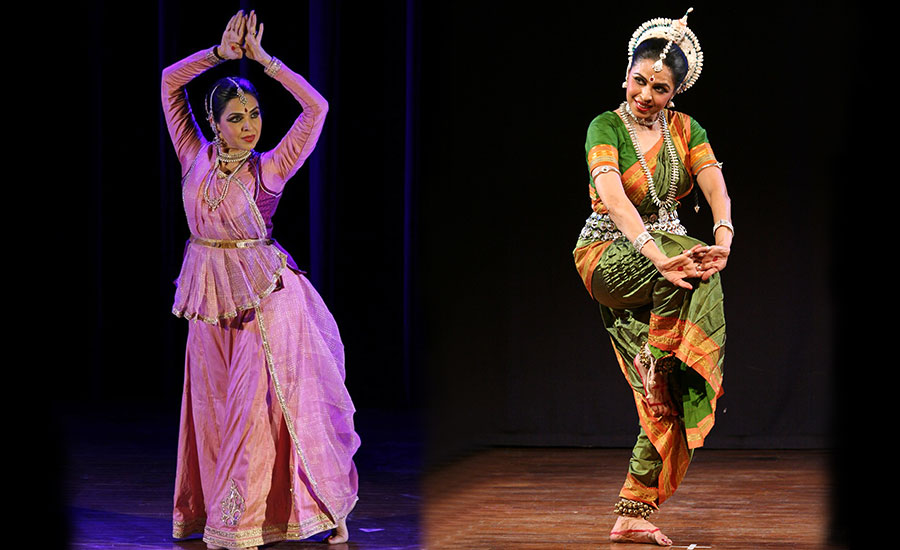 Sharing Love and Joy of Dance - The story of Kathak and Odissi dancer Yogini Gandhi