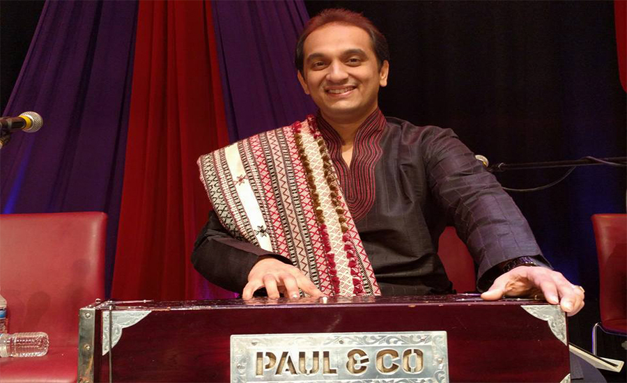 His parents named him ALAP and gifted him MUSIC too…  The Story of Musician Alap Desai