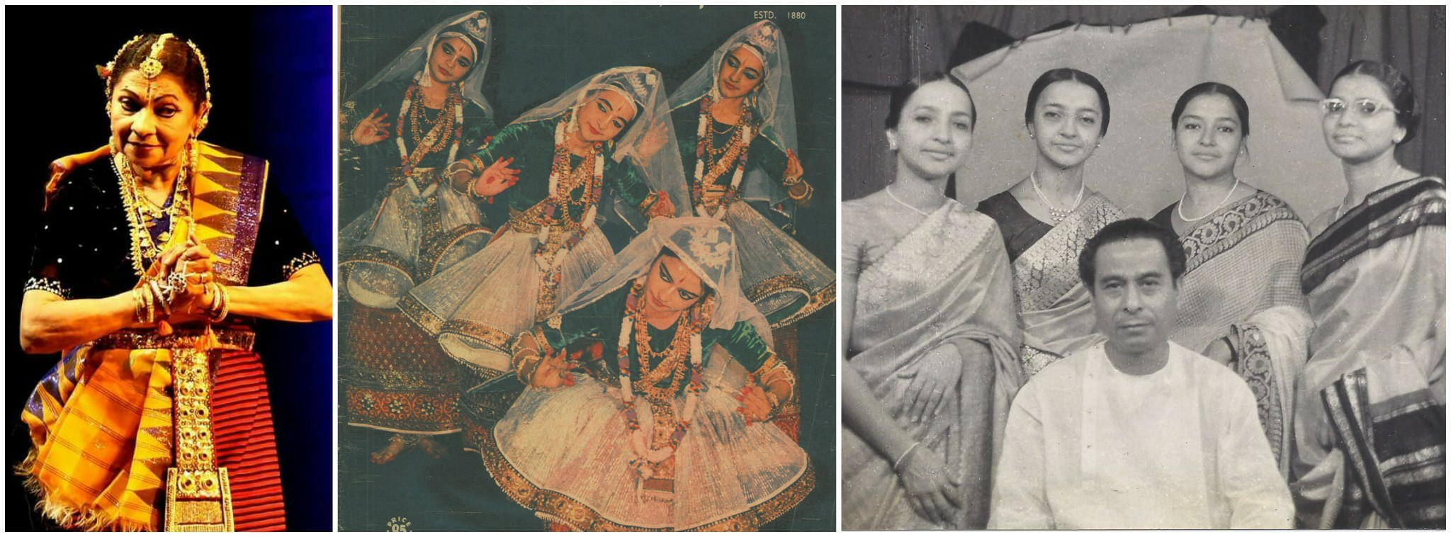 Padma Shri Dancer carrying the legacy for Manipuri dance since 1958 - The Classical story of Darshana Jhaveri