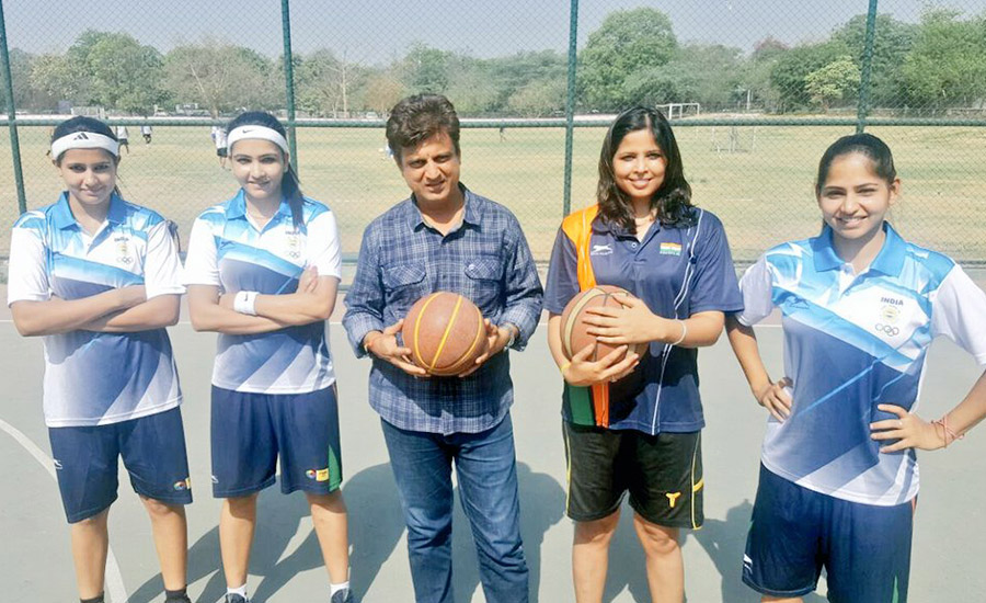 Divya Singh, Davvie - Basketball - Sports