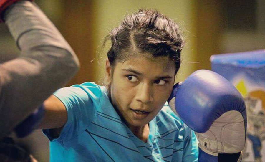 A Nizamabadi girl, who trains in Hyderabad, had to fight Outside the Ring also, to become a World Champion…
